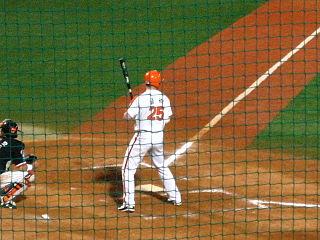 Doug Clark (baseball) American baseball player