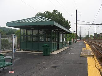 Downingtown, Pennsylvania - Downingtown Station