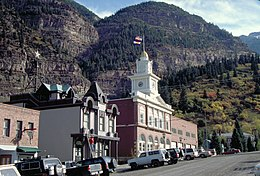 Ouray Colorado Wikipedia