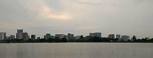 Downtown Salt Lake, Kolkata