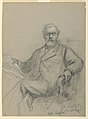 Drawing, Carl Schurz Seated Readin, 1899 (CH 18346517).jpg