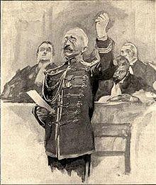 Nueva condena paraAlfred Dreyfus