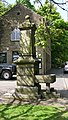Drinking Fountain - Cragg Road, Mytholmroyd - geograph.org.uk - 810126.jpg