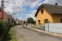 Drobovice, side street 2.jpg