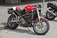 Ducati Mhe Custom Exhaust