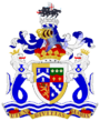 Coat of arms of His Grace The Duke of Waltham