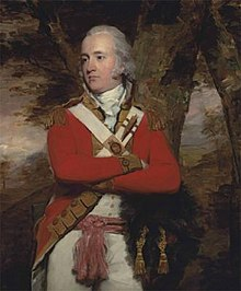 Duncan Campbell Founder Of The Regiment By Sir Henry Raeburn