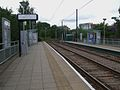 Dundonald Road tramstop look west.JPG