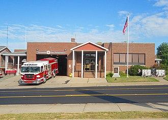 Dunmore, Pennsylvania - Municipal building