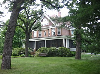National Register of Historic Places listings in Mille Lacs County, Minnesota - Image: Dunn House 3