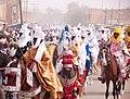 Durbar procession in Northern Nigeria.jpg