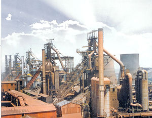Steel Authority of India - Durgapur Steel plant