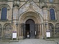 Durham Cathedral - main entrance - geograph.org.uk - 1007744.jpg