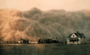 United States Dust Bowl, from 1935