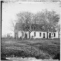 Dutch Gap, Virginia (vicinity). Deserted farm house near Dutch Gap canal LOC cwpb.01934.tif