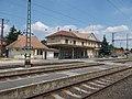 Dworzec kolejowy, 2019 Veresegyház.jpg