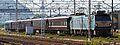 EF66 33 Itozaki 35-4000 series coach delivery 20170602.jpg