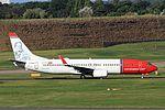 EI-FHO B737-800 Norwegian BHX 29-09-16 (31328772450).jpg