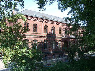 University of Greifswald Faculty of Arts - Dept. of German studies (outside)
