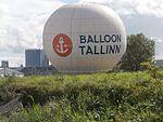 ES-HAL Balloon Tallinn in Port of Tallinn 11 August 2016.jpg
