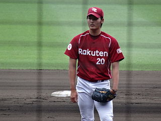 Tomohiro Anraku Japanese baseball player