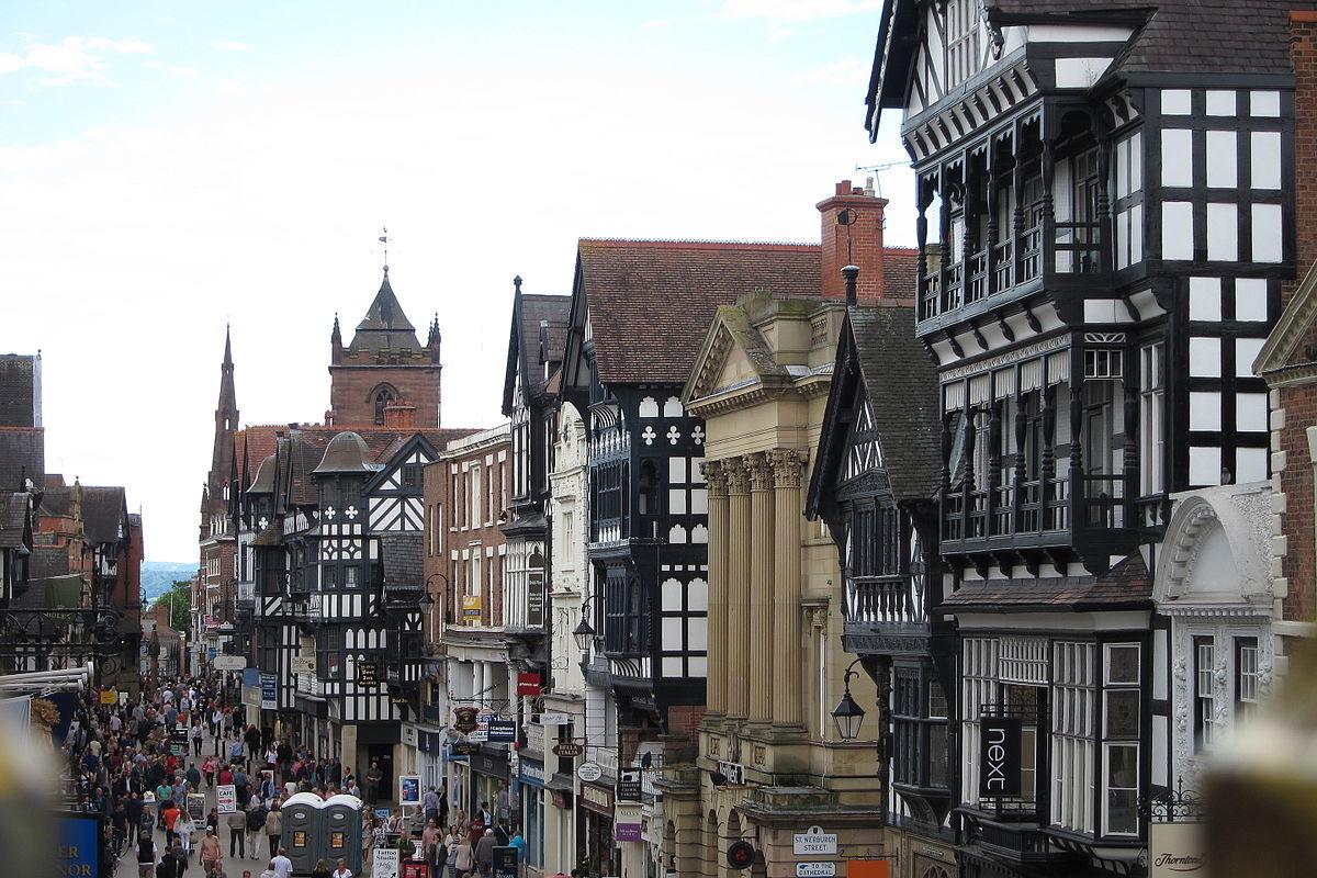 Transport persoane Roman Chester  Anglia