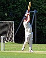 Eastons CC v. Chappel and Wakes Colne CC at Little Easton, Essex, England 43.jpg