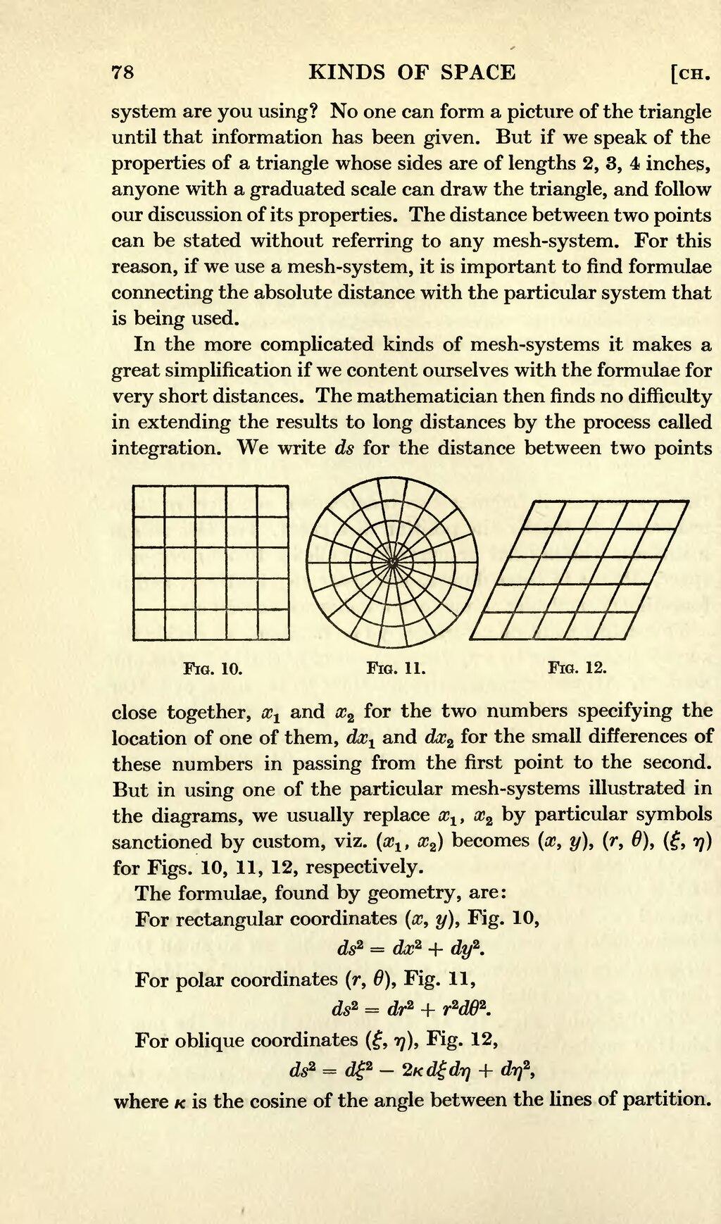 Page:Eddington A. Space Time and Gravitation. 1920.djvu/94 ...