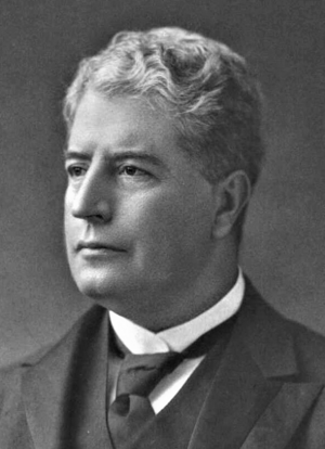Protectionist Party - Edmund Barton, the first prime minister of Australia, 1901-1903