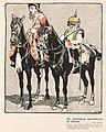 Eduard Thöny - Die allerhöchste Auszeichnung für Künstler (Anton von Werner und Adolph von Menzel), 1899.jpg