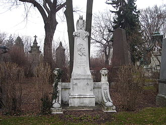Eduard Albert - Image: Eduard albert grave