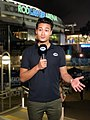 Edward Russell presenting for Fox Sports at the Australian Open.jpg