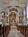 Eggenbach Wallfahrtskirche zur Schmerzhaften Muttergottes 2173825-2.jpg
