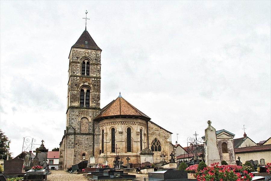Église Saint-Réol d'Ambonnay,  (Classé, 1922)