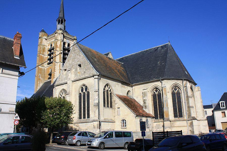 Église Saint-Macre de Fère-en-Tardenois