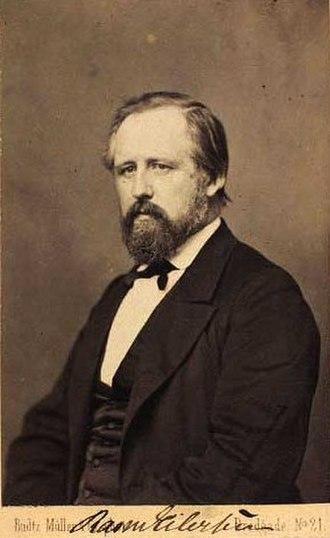 Eiler Rasmussen Eilersen - Eiler Rasmussen Eilersen (1870s)