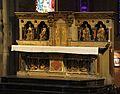 Eindhoven, santa caterina, interno, altare neogotico, 1867.jpg