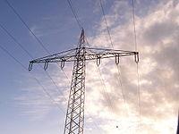 Einebenenmast (110 kV)