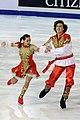 Ekaterina Pushkash Jonathan Guerreiro 2010 World Junior Championships OD.jpg