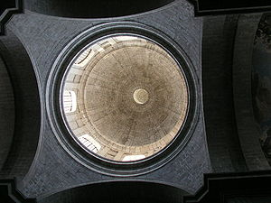 Dome of the Basilica of El Escorial