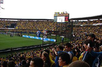 2001 Copa América - Image: Elcampin 1