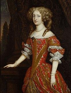 Eleonor Magdalene of Neuburg 17th century Holy Roman Empress