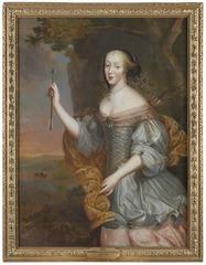 Elisabet Mademoiselle d' Alencon, 1646-1696