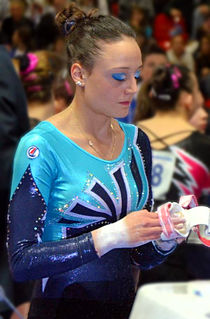 Elisabetta Preziosa Italian artistic gymnast
