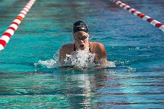 Ella Eastin American swimmer