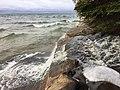 Elliot Falls at the East End of Miners Beach (16afa580-8da9-42d2-babb-1cc99da0186b).JPG