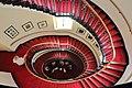Elliptical staircase of Liverpool Athenaeum 4.jpg