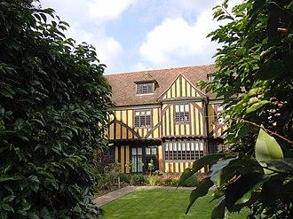 Eltham - Image: Eltham houses 1
