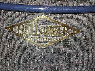 Bellanger (automobile) - Image: Emblem Bellanger