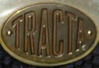 Tracta - Image: Emblem Tracta